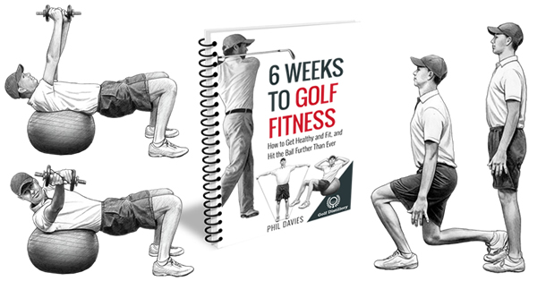 6 Weeks To Golf Fitness (Promo)