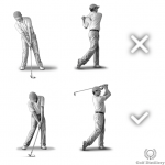 Off-Balance Swing swing error