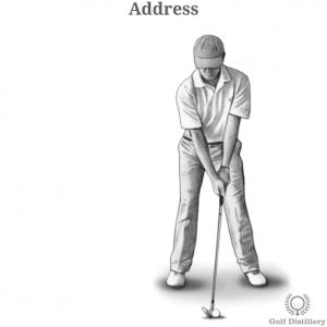 Golf Address Position