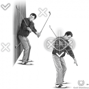 Backswing drills