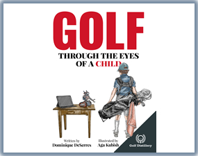 golf children book navigation