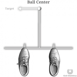 Ball Center Position