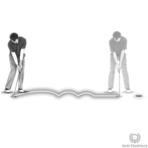 Putt your chip chipping drill