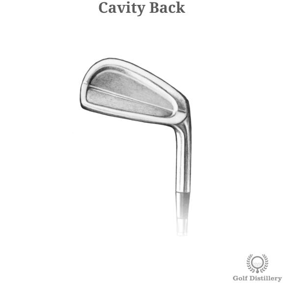 clubhead-cavity-back
