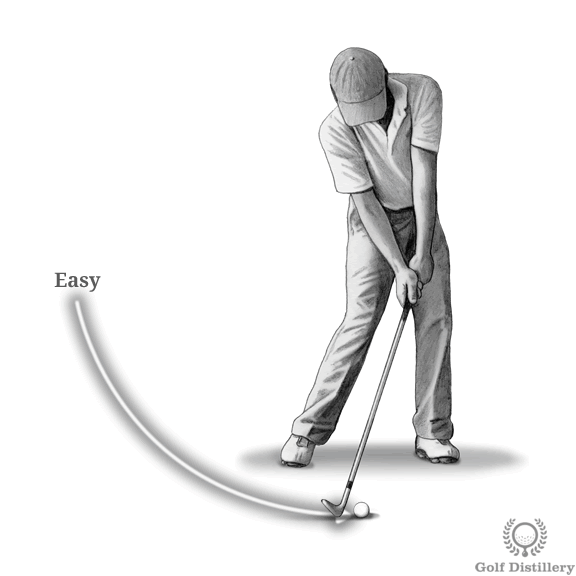 Don T Try To Kill It Illustrated Golf Swing Thought Swing