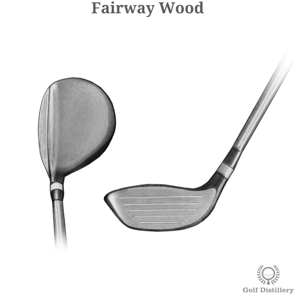 Fairway Wood golf club