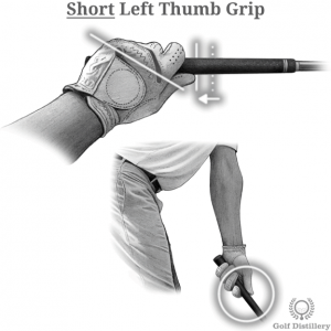 Short Left Thumb Grip