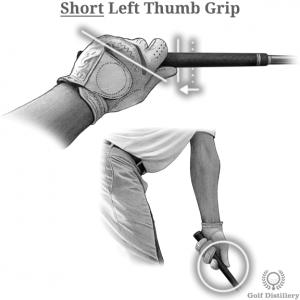Short Left Thumb Grip