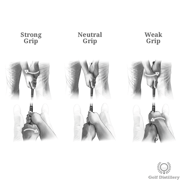 How To Grip Your Golf Club The Many Options Available