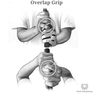 Overlap (Vardon) Grip