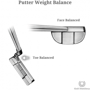 Putter Weight Balance: Face Balanced vs Toe Balanced
