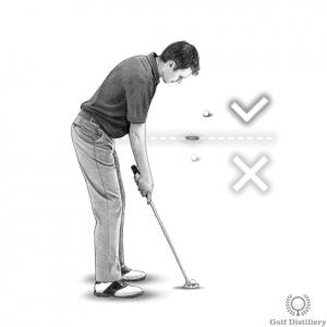 Don't leave it short putting drill