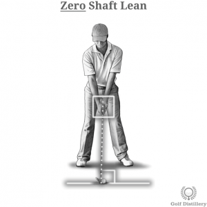 Zero Shaft Lean Tweak
