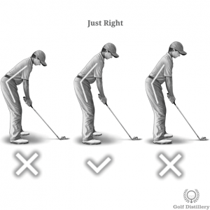 Spine angle should feel just right and provide easy balance on your feet
