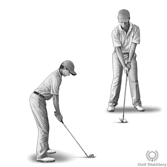 Golf Swing Thoughts for the Address