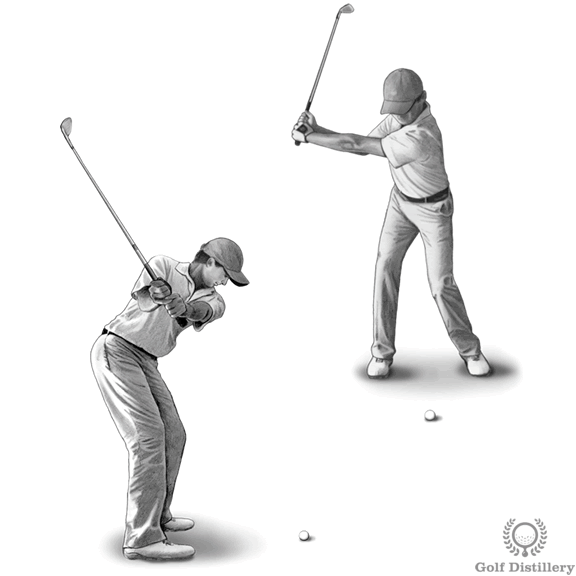 Golf Swing Thoughts for the Backswing