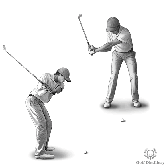 Golf Swing Thoughts for the Downswing