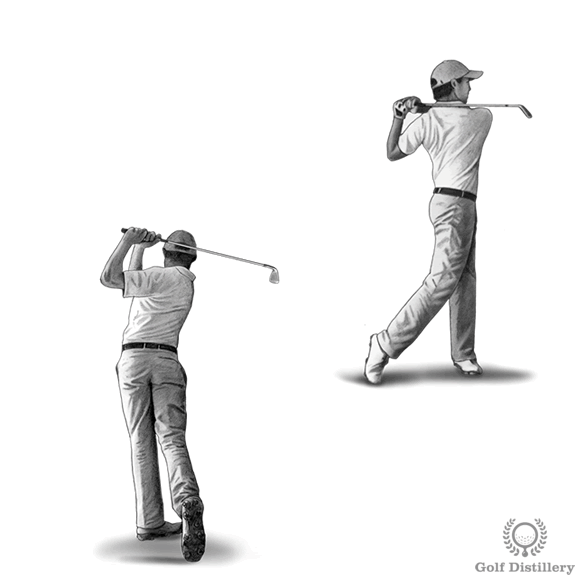 Golf Swing Thoughts for the Follow Through