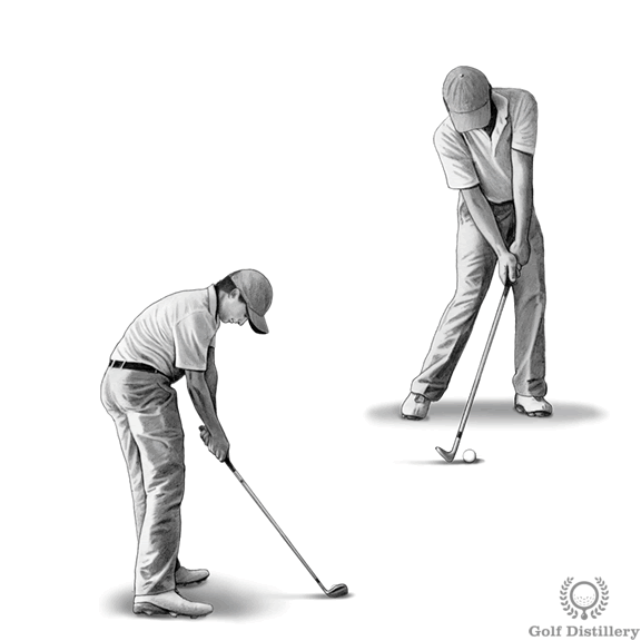 Golf Swing Thoughts for the Impact