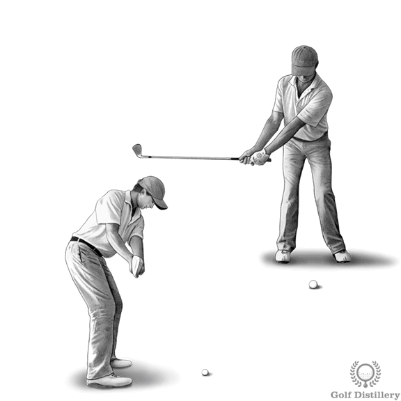 Golf Swing Thoughts for the Takeaway