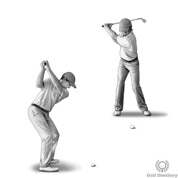 Golf Swing Thoughts for the Top of the Swing
