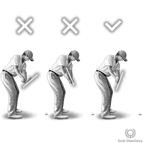 Keep the clubface square during the takeaway