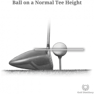 Normal Tee Height