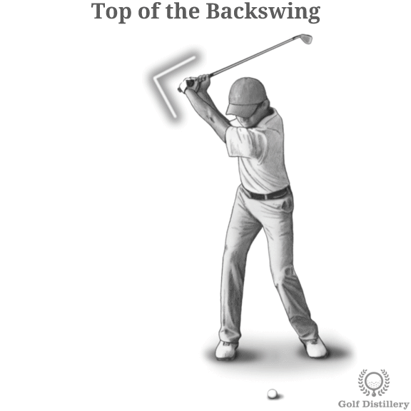 top-of-the-backswing