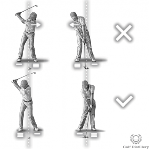 Don't reverse pivot - Top 5 swing thought for irons
