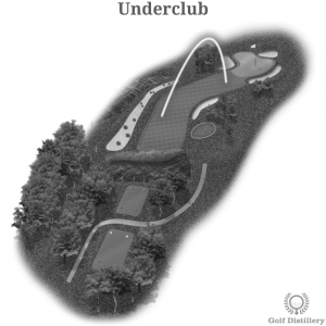 Underclub golf shot error