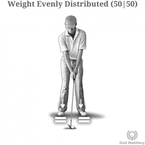 Weight Evenly Distributed