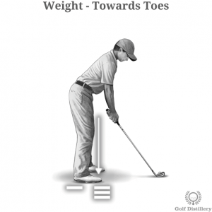 Weight Towards Toes Tweak